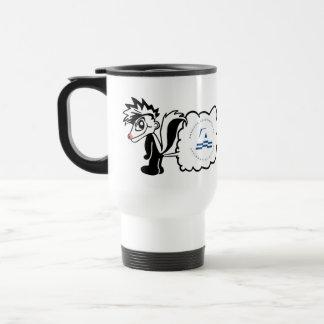 Affirmative Action Mug. Travel Mug