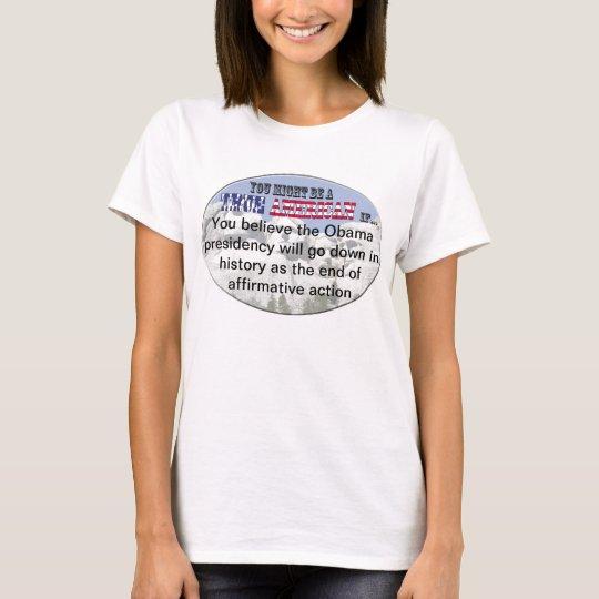 affirmative action T-Shirt
