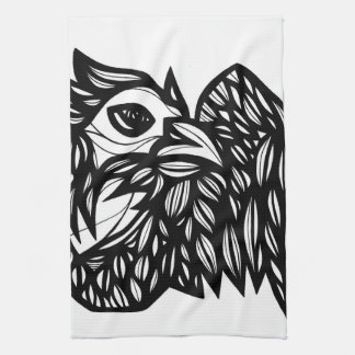 Affirmative Agree Fine Legendary Kitchen Towel