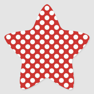 Affirmative Brilliant Healthy Honorable Star Sticker