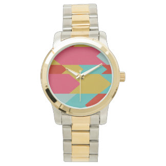 Affirmative Fine Reserved Funny Wristwatch