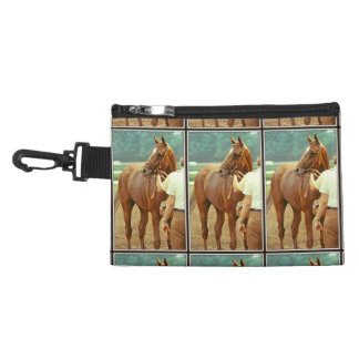 Affirmed Thoroughbred Racehorse 1978 Accessory Bag