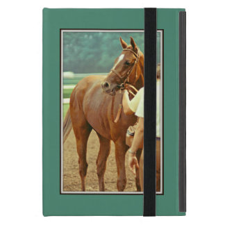 Affirmed Thoroughbred Racehorse 1978 Cases For iPad Mini