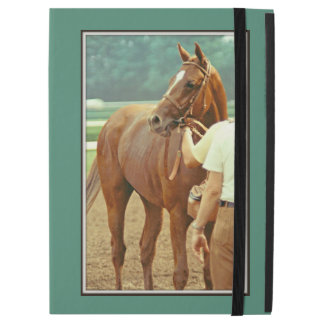 "Affirmed Thoroughbred Racehorse 1978 iPad Pro 12.9"" Case"