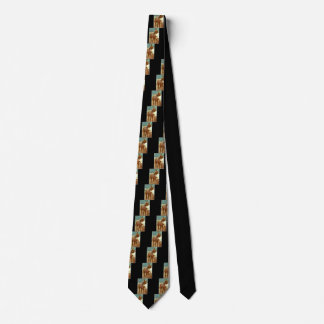 Affirmed Thoroughbred Racehorse 1978 Neck Tie