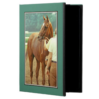 Affirmed Thoroughbred Racehorse 1978 Powis iPad Air 2 Case