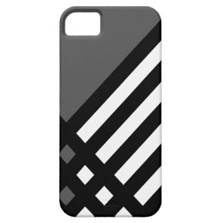 Affix Ebony III (Smoke) iPhone Case