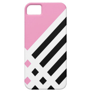 Affix Ivory III (Pink) iPhone Case