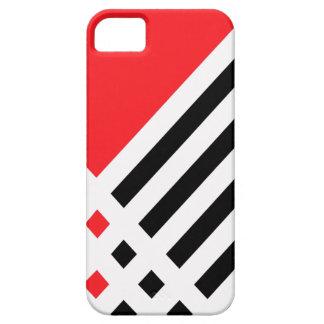 Affix Ivory III (Ruby) iPhone Case