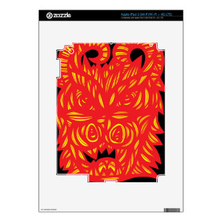 Affluent Admire Gregarious Ideal Decal For iPad 3