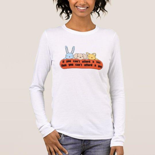 Afford Vet Afford Pet Long Sleeve T-Shirt