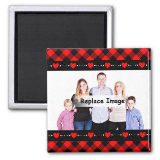 Affordable Christmas Keepsake For Family Magnet