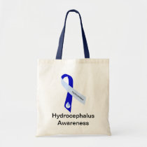 Affordable Hydrocephalus Awareness budget tote! Tote Bag