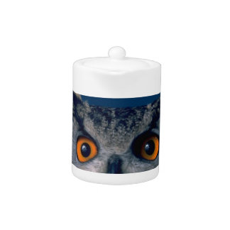 Affordable Owl Holiday Gift Teapot