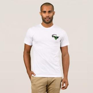 AffordaBuds ReeZen logo American Apparel T-Shirt