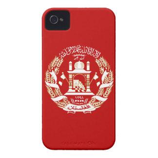Afganistán iPhone 4 Case-Mate Cárcasas