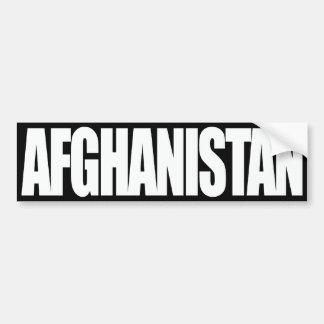 Afganistán Pegatina Para Auto