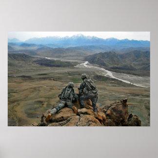Afganistán Póster