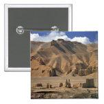 Afganistán, valle de Bamian. De tierra antiguo Pin