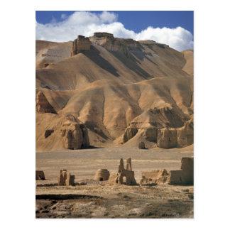 Afganistán, valle de Bamian. De tierra antiguo Postal