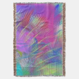 Afgano colorido del extracto de la súplica del manta