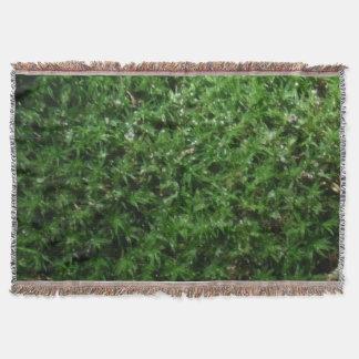 Afgano de tierra verde botánico al aire libre del manta