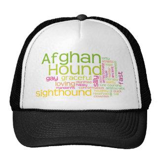 Afgano Gorros Bordados