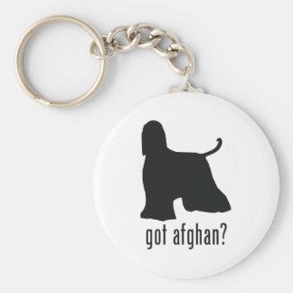 Afgano Llavero Personalizado