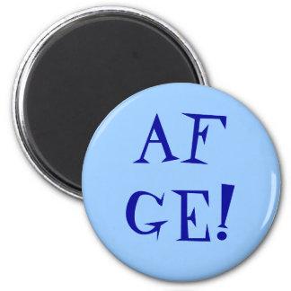 AFGE! Magnet