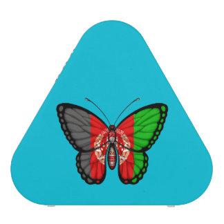 Afghan Butterfly Flag Speaker