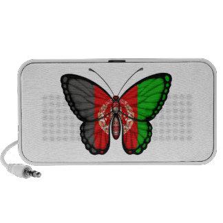 Afghan Butterfly Flag Travel Speaker