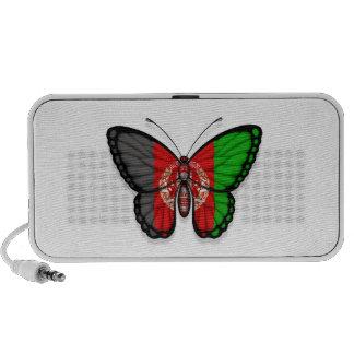 Afghan Butterfly Flag Speaker System