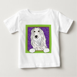 Afghan Cartoon Baby T-Shirt