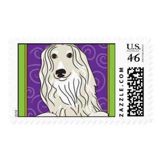 Afghan Cartoon Stamp