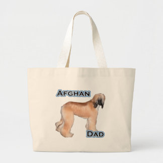 Afghan Dad 4 Tote Bags