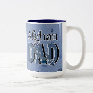 Afghan DAD Two-Tone Coffee Mug
