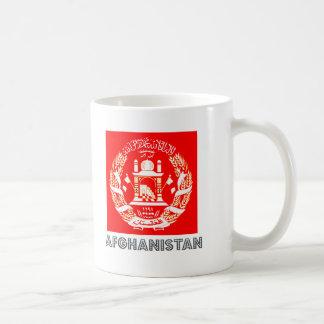 Afghan Emblem Coffee Mug