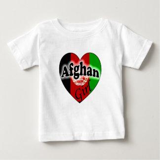 Afghan Girl Baby T-Shirt