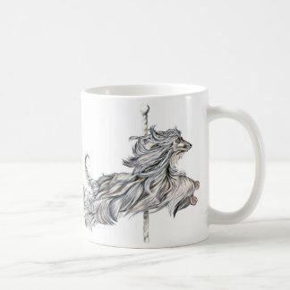 Afghan Hound Carousel Jump Mug