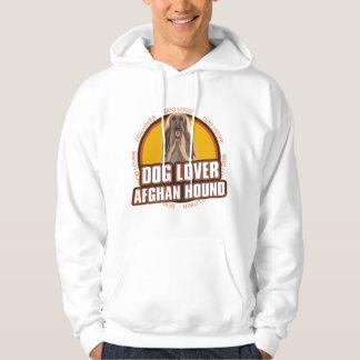 Afghan Hound Dog Lover Hoodie