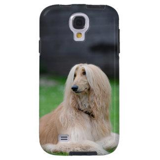 Afghan Hound dog photo Samsung Galaxy S4 case