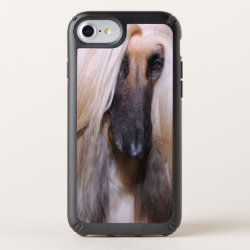 Speck Presidio iPhone 8/7/6s/6 Case with Afghan Hound Phone Cases design