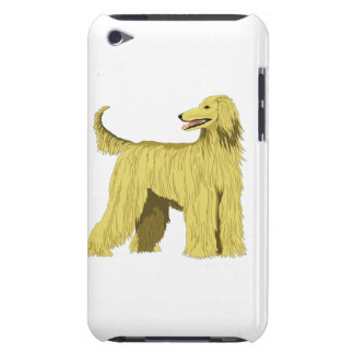 Afghan Hound iPod Touch Case