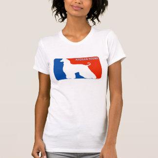 Afghan Hound Major League Dog T-Shirt
