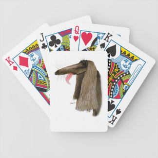 Afghan Hound, tony fernandes Bicycle Playing Cards