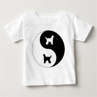 Afghan Hound Yin Yang Infant T-shirt