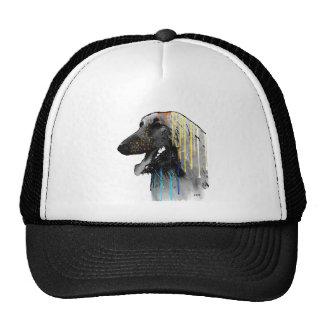 Afghan Hounds Trucker Hat