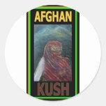 AFGHAN KUSH STICKER