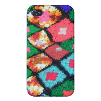 Afghan Multicolor iPhone 4 Cover