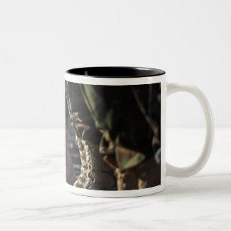 Afghan National Army Air Corp Soldiers Two-Tone Coffee Mug